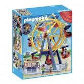 Playmobil 5552 Groot draairad met kleurrijke verlichting Summer Fun