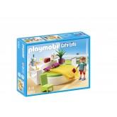 Playmobil City Life 5583 Slaapkamer met loungebed
