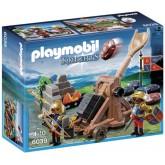 Playmobil 6039 Katapult van de Leeuwenridders