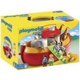 Playmobil 1.2.3. Meeneem Ark van Noach