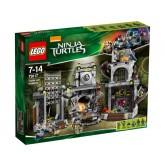 Lego Turtles 79117 Invasie in het Turtle Hoofdkwartier