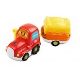 Vtech Toet Toet Auto's Tom Tractor & Aanhanger
